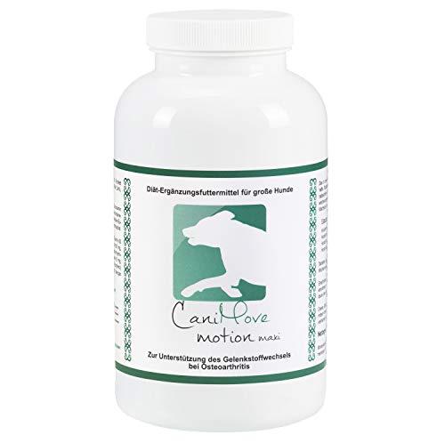 CaniMove motion maxi - 100 Gelenktabletten (340 g) für große Hunde mit degenerativen Problemen des Bewegungsapparates