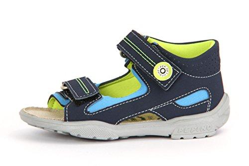 Ricosta 34-38000-125 Manti sandales garçon 1125°sky/nautic