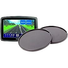 DURAGADGET Pack De 2 Discos Adhesivos Para El GPS TomTom XL 2 - Perfectos Para Mantener Su Soporte En El Salpicadero De Su Vehículo