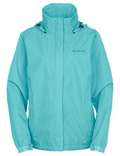 Vaude Damen Jacke, Jacke Escape Light Jacket Türkis (icewater)