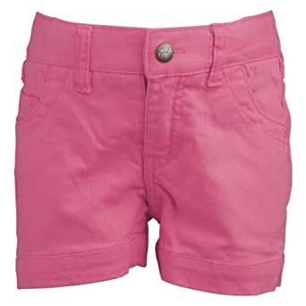Lego Wear - Short - Fille - Rouge (463 Cherise) - FR : 9 ans (Taille fabricant : 134)