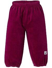 Pippi Velour Sweat-Pants-Solid, Pantalones para Niñas