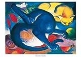 Kunstdruck Poster: Franz Marc