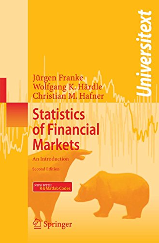 Statistics of Financial Markets: An Introduction (Universitext) (Franke Professional-serie)