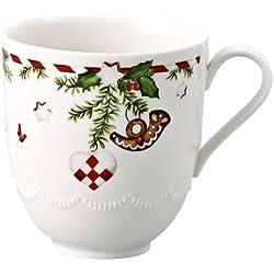Hutschenreuther 02460-725492-15505 - Taza de Navidad con asa en caja de regalo