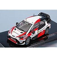 IXO Model RAM648 Toyota Yaris WRC N.10 ()/N.11 (