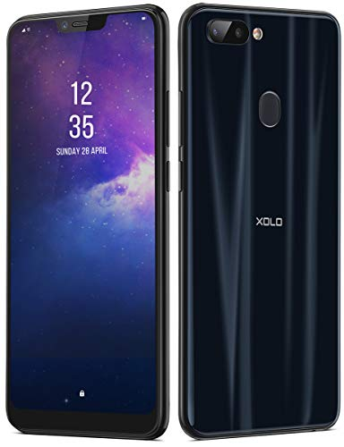 Xolo ZX (Midnight Black, 6GB RAM, 128GB)