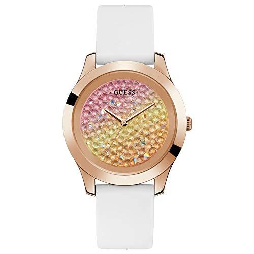 Guess W1223L3 Herren Armbanduhr (Guess Rose Gold Watch)