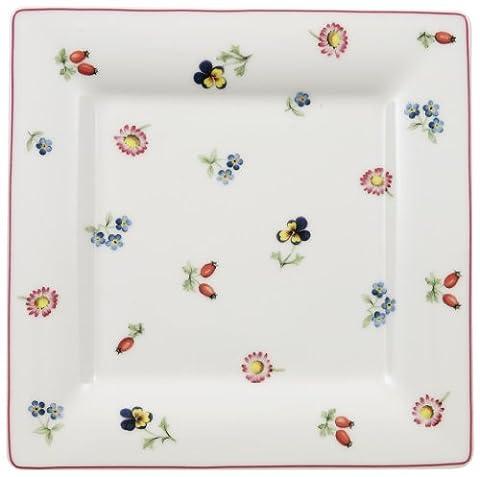 Villeroy & Boch Petite Fleur 21 cm Square Salad Plate