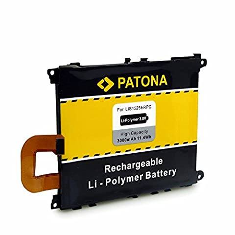 PATONA Akku wie LIS1525ERPC für Sony Xperia Z1 LT39h L39h C6902 C6903 C6906