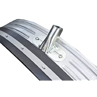 Curved Squeegee 30 Inch. British Made By James Hutton.