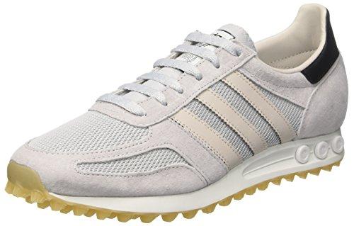 adidas la Trainer Og, Scarpe da Ginnastica Basse Uomo Grigio (Clear Grey/pearl Grey/gum)