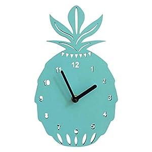 WISREMT Reloj de pared Reloj