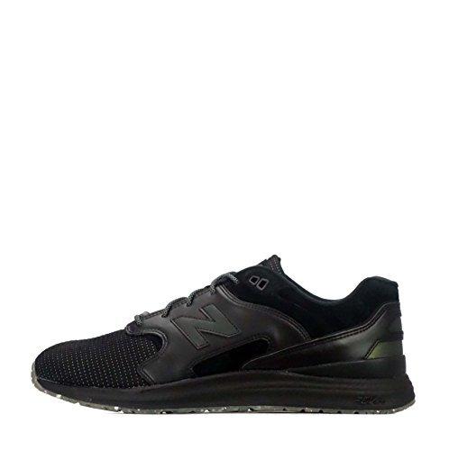 Nouvel Équilibre Hombre Classiques Modernes Ml1550v1 Style De Vie Zapatos - Noir / Noir / Glace, 45