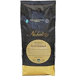 Granos de café tostado orgánico de Guatemala, 907 g de peso neto, diseño gurmé