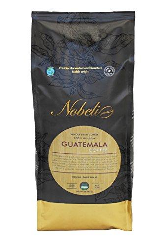 Guatemala Orgánica tostado grano Gourmet café, 907g bolsa peso neto