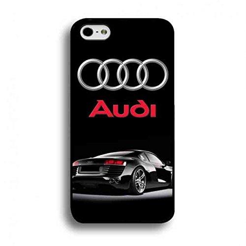 Apple iPhone 6/iPhone 6S Handyhülle Für Männer,Audi Handyhülle Auto Handy Zubehör,Audi Handyhülle Durable Rubber Silikonhülle