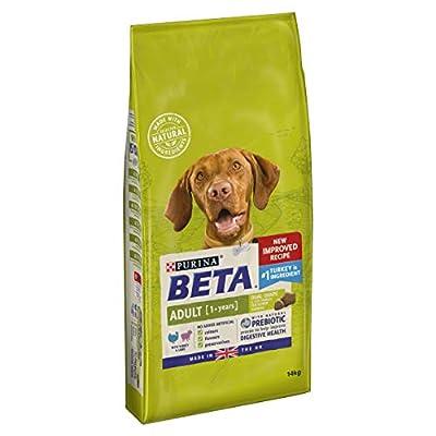BETA Adult Dry Dog Food Turkey And Lamb 14kg from Nestle Purina Petcare (UK) Ltd