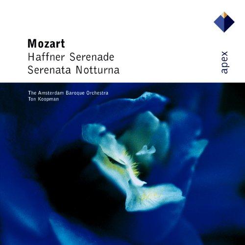 Mozart : Serenade No.7 in D major K250, 'Haffner' : VI Andante