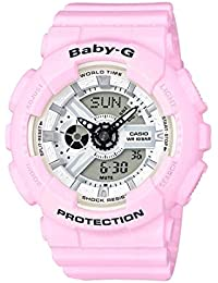 Casio Baby-g Analog-Digital White Dial Women's Watch - BA-110BE-4ADR (BX082)