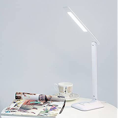 Llevó la luz de los ojos luz del escritorio Escritorio de luz interruptor del tacto luces de
