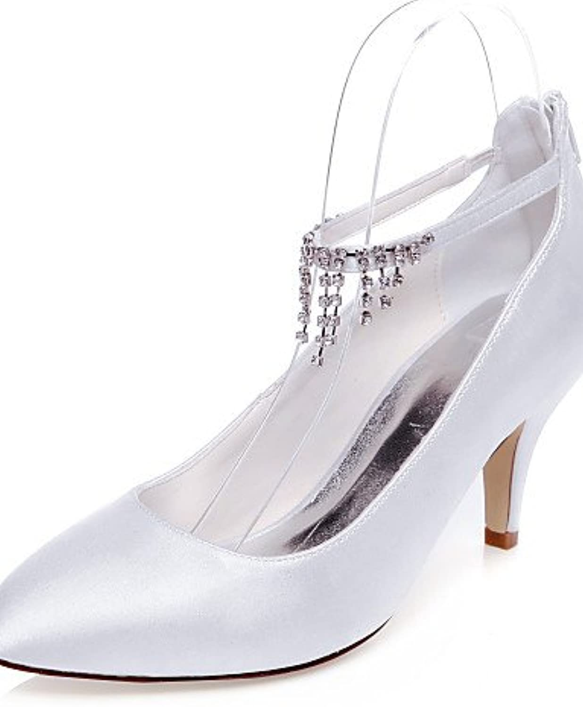 GGX/Damen-Ehering Hochzeit Schuhe Heels/spitz Toe Heels 2018 Letztes Modell  Mode Schuhe Billig Online-Verkauf