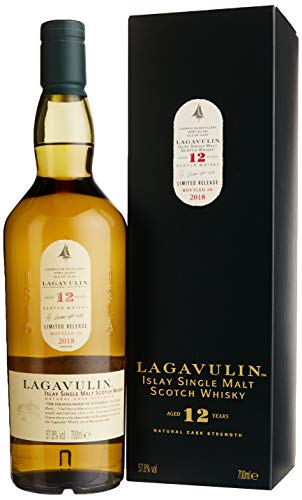 Lagavulin 12 Jahre Special Release Single Malt Whisky (1 x 0.7 l)