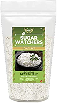 Sugar Watchers Low GI Rice, Diabetic Friendly White Rice; 4kg