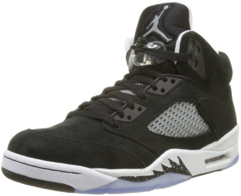 online retailer a3cc6 466c0 ... shopping nike jordan 5 retro 136027 035 zapatillas deportivas de cuero  air nnyjax7678 nike zapatos cd6ea