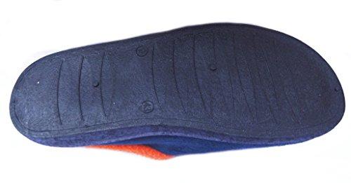 Coolers Marineblau Herren Coolers Hausschuhe Herren Orange Hausschuhe 8wpq8rWH