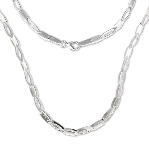 SilberDream Damen-Collier 925 Silber 45cm SDK403