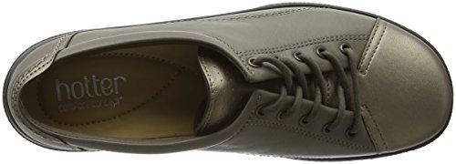 Hotter Damen Dew EE Sneaker Gold (Dark Stone Pale Bronze)