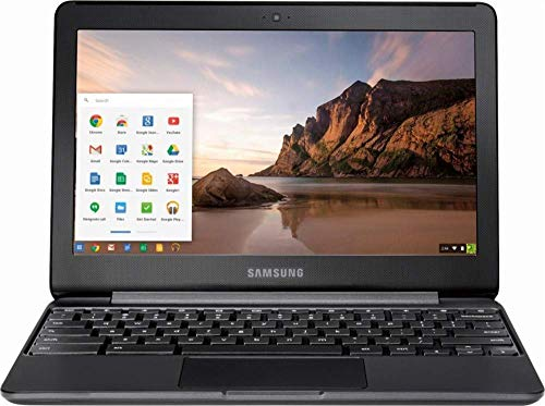 Samsung Chromebook Laptop (Chrome, 2GB RAM, 16GB HDD, Intel Quad Core, Black, 11.6 inch)