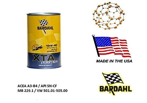 BARDAHL-XTA-Polarplus-SAE-10W40-ACEA-A3-B4-VW-50101-50500-Lubrificanti-Olio-Motore-1-LT