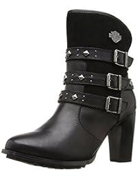 c98fab279c48f HARLEY DAVIDSON Women - Boots ABBEY - black