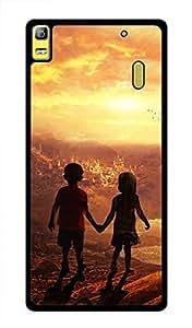 Lenovo K3 Note Printed Back Cover