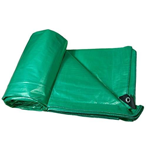 Armee Grün Licht Plane Markise Regen Tuch Sonnencreme Bodenplatten Wasserdichte Kleine Camping Tarps Mit Ösen Outdoor Möbel Garten Schuppen Plane (größe : 5mx6m) (Outdoor-camping-dekor)