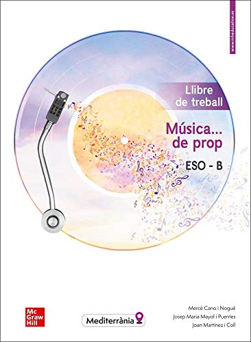 Musica ... de prop - ESO B. Quadern