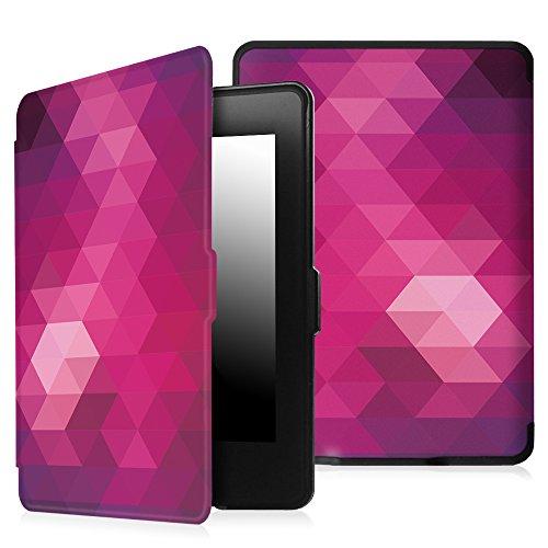 Fintie Etui Kindle Paperwhite - étui Cover Flip super fin et léger, fermeture magnétique avec mise en veille automatique pour Amazon All-New Kindle Paperwhite (Convient à touts les versions: 2012, 201 Z -Fantasy Diamond