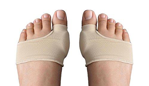 Ulable 7 separadores de dedos unisex para dedos de los pies, elásticos, correctores de dedos