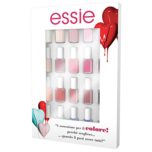 Essie Set mit 20Nagellacken, limitierte Auflage (Nagellack Essie Set)