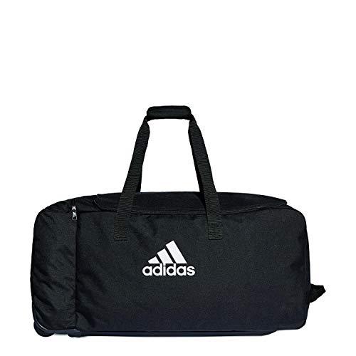 adidas Sports Bag TIRO DU XL WW, black/white, One Size, DS8875