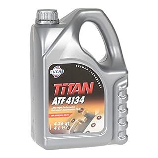 FUCHS Getriebeöl Automatikgetriebeöl TITAN ATF 4134 4L 4 Liter MB 236.14