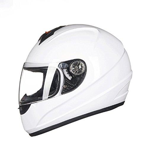 XF Schutzhelme Helm-Helm Motorrad Reiten Anti-Fog Herren Integral Helm Helm Lokomotive Damen Vier...