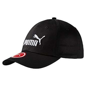 Puma Men's Cap (5291909_Black No.1_one Size)(4056204301142)