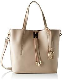 Buffalo Damen Bag 601909 Leather Pu Schultertasche, 14 x 33 x 33 cm