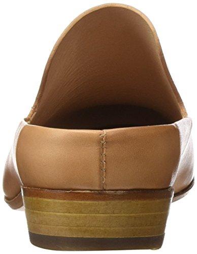 Neosens Damen S549 Restored Skin Wood Sultana Clogs Beige (Wood)