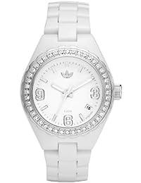 28ddbae05ffb adidas Originals ADH2500 - Reloj analógico de cuarzo para mujer con correa  de caucho