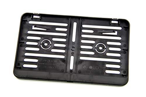 Kennzeichenhalter - Unterlage 135 x 240 mm für Motorrad,Leichtkraftrad,Trecker,