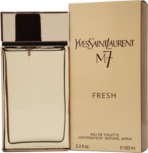 Yves Saint Laurent M7 Fresh Eau De Toilette für Herren, 100 ml, Spray -